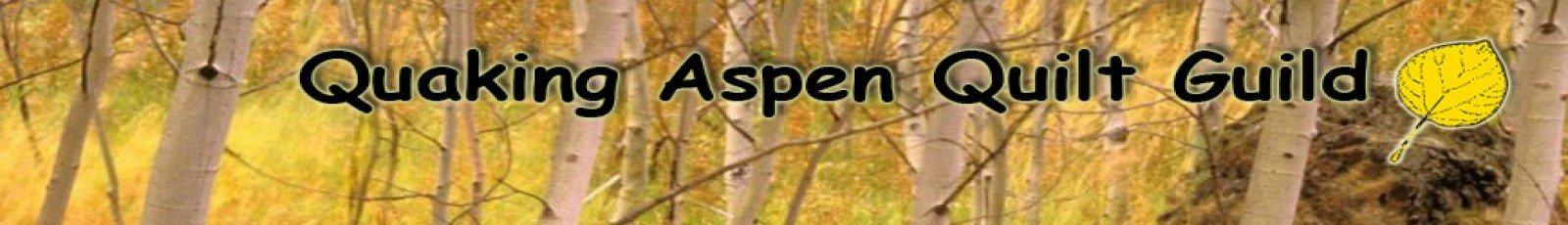 Quaking Aspen Quilt Guild – Boulder, Colorado